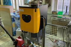 Airless-Gerät für mobile Brandschutzbeschichtung